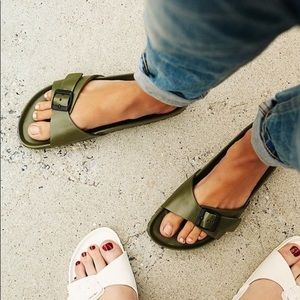 Birkenstock Eva Madrid waterproof one strap sandal